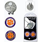 Team Golf Clemson Tigers Cap Clip