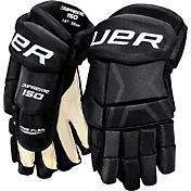 Bauer Junior Supreme 150 Ice Hockey Gloves