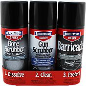 Birchwood CaseyLaboratories GunScrubber 1-2-3 Kit