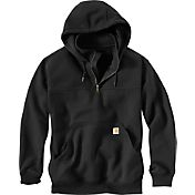 Carhartt Men's Paxton Heavyweight Mock Zip Hoodie