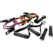 Fitness Gear Level 2 Adjustable Resistance Tube Kit