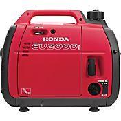 Honda EU2000i Ultra Quiet Generator