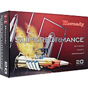 Hornady Superformance Rifle Ammo – 20 Rounds