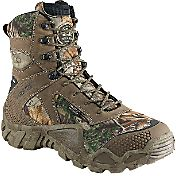 "Irish Setter Men's Vaprtrek 8"" Realtree Xtra Waterproof 400g Field Hunting Boots"