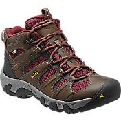 KEEN Women's Koven Waterproof Mid Hiking Shoes