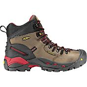 KEEN Men's Pittsburgh ST Bison Work Boots