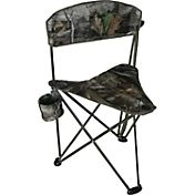 Mac Sports Portable Tripod Camo Chair