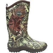 Muck Boot Men's Pursuit Stealth Rubber Hunting Boots