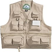 Master Sportsman 26 Pocket Youth Fishing Vest