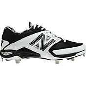 New Balance Men's 4040 V2 Low Metal Baseball Cleat