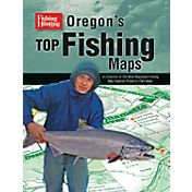 Oregon's Top Fishing Maps