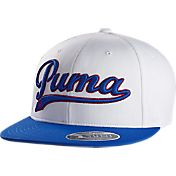 Puma Men's Script coolCELL Snapback Golf Hat