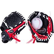 Rawlings 8.5' T-Ball Player's Series Glove w/ Ball