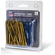 Team Golf St. Louis Rams Golf Tees – 50 Pack