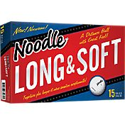 Noodle Long & Soft Golf Balls – 15-Pack