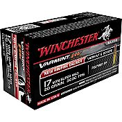 Winchester Varmint HV Rifle Ammo – 50 Rounds
