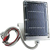 Wildgame Innovations 6V Mono-Crystalline Solar Panel Feeder Power Supply