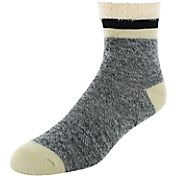 Yaktrax Men's Outdoor Cabin Crew Socks