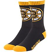 47 Boston Bruins Bolt Sport Crew Socks