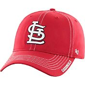 '47 Men's St. Louis Cardinals Sleet Closer Red Fitted Hat