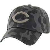 '47 Men's Cincinnati Reds Flintlock Franchise Camo Fitted Hat