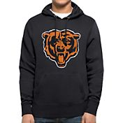 '47 Men's Chicago Bears MVP Headline Pullover Navy Hoodie