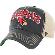 '47 Men's Arizona Cardinals Vintage Tuscaloosa Black Adjustable Hat