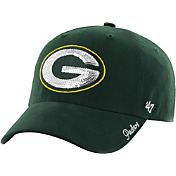 '47 Women's Green Bay Packers Sparkle Adjustable Green Hat