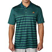adidas Men's climacool Mesh Stripe Golf Polo