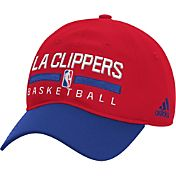 adidas Men's Los Angeles Clippers Practice Performance Adjustable Hat