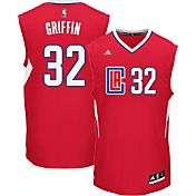adidas Men's Los Angeles Clippers Blake Griffin #32 Alternate Red Replica Jersey