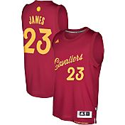 adidas Men's Cleveland Cavaliers LeBron James #23 2016 Christmas Day Swingman Jersey