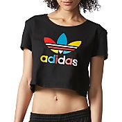 adidas Women's Originals Slim Crop T-Shirt