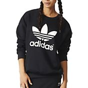 adidas Women's Originals Trefoil Logo Sweatshirt