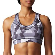 adidas Women's Medium Support techfit Printed Sports Bra