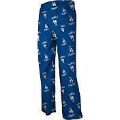 adidas Youth Los Angeles Dodgers Royal Logo Pajama Pants