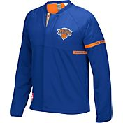 adidas Youth New York Knicks On-Court Royal Jacket