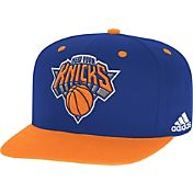 adidas Youth New York Knicks On-Court Adjustable Snapback Hat