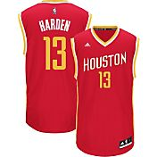 adidas Youth Houston Rockets James Harden #13 Alternate Grey Replica Jersey