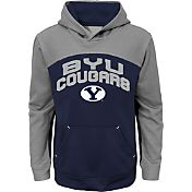 Gen2 Youth Brigham Young Cougars Blue/Grey Arc Hoodie