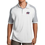 Antigua Men's Columbus Blue Jackets Century White Polo
