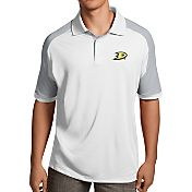 Antigua Men's Anaheim Ducks Century White Polo