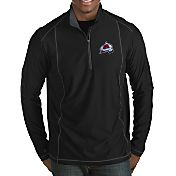 Antigua Men's Colorado Avalanche Tempo Half-Zip Pullover Shirt