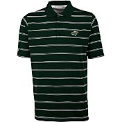 Antigua Men's Minnesota Wild Deluxe Green Polo Shirt