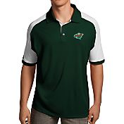 Antigua Men's Minnesota Wild Green/White Century Polo