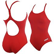 Arena Girls' Master Light-Drop Back Swimsuit