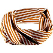 Edna Rose Women's Carryall Striped Infinity Scarf
