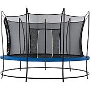 Vuly 2 14' Round Trampoline with Enclosure Net
