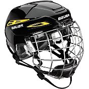 Bauer Senior IMS 11.0 Ice Hockey Helmet Combo
