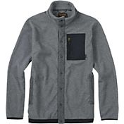 Burton Men's Hearth Snap-Up Fleece Jacket